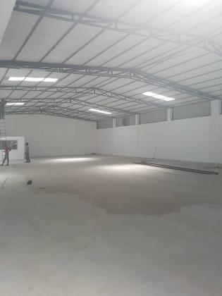 WAREHOUSE FOR RENT - Zone Tabarre / Torcel
