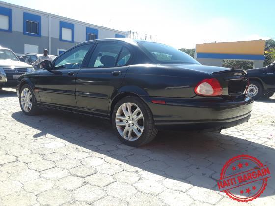 2002 JAGUAR XS2