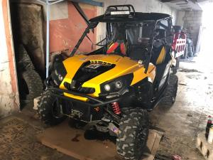 2011 CAN-AM 1000