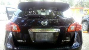2012 Nissan Rogue AWD