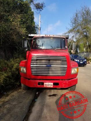 1993 FORD 8000 Dump Truck