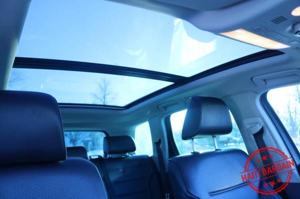 VW Touareg 2012