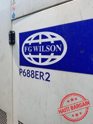 2010 FG WILSON GENERATOR
