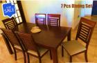 7 PCS DINING SET