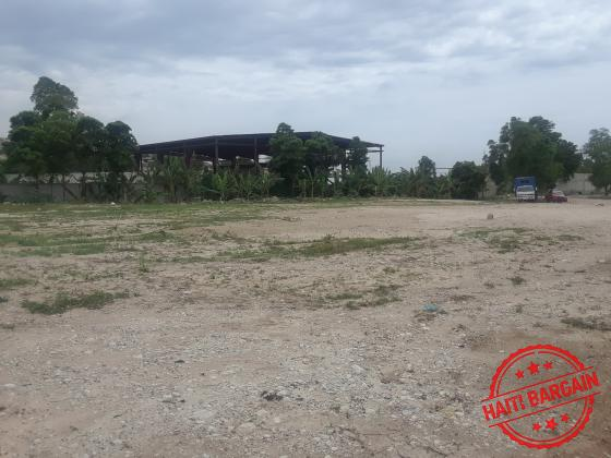 TERRAIN A VENDRE - Tabarre, zone: ED1