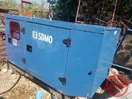 GENERATOR - SDMO 40 KW