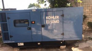 GENERATOR - 2018 SDMO 120 KW