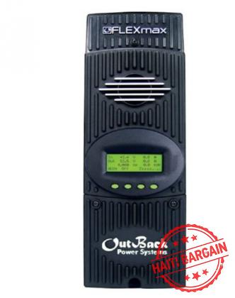 Outback Flexmax  Solar Charge Controller