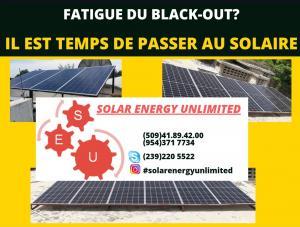 SOLAR ENERGY UNLIMITED