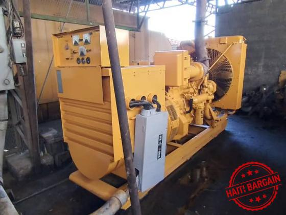 GENERATOR - CATERPILLAR 3406 350 KW