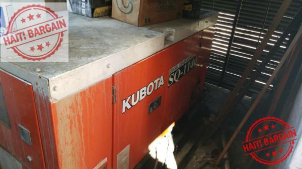 GENERATOR KUBOTA SQ-1140-STD