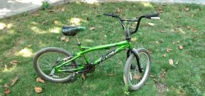 BICYCLE - CHAOS KENT