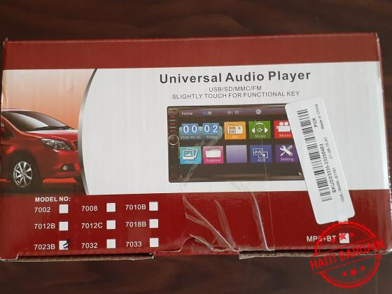 UNIVERSAL AUDIO PLAYER