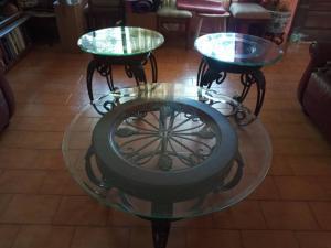 3 TABLES SET