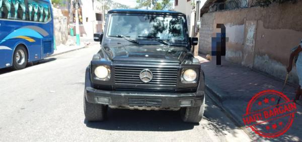 2005 MERCEDES-BENZ G500
